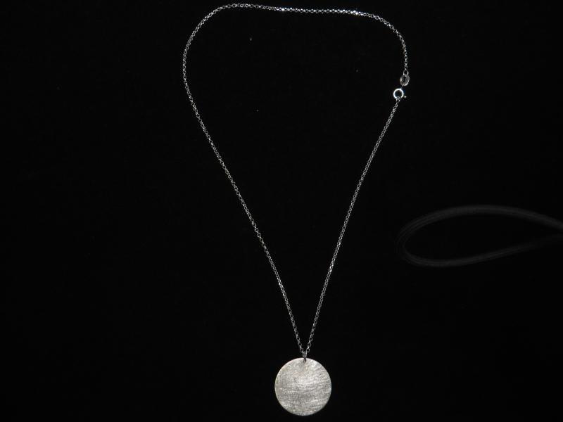 Kettenanhänger aus 925er Silber