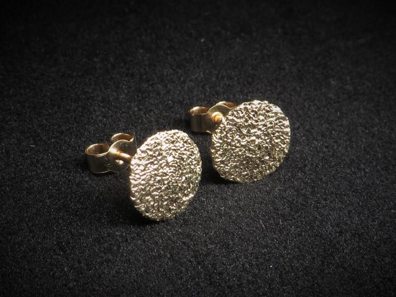 Echt Gold Ohrringe