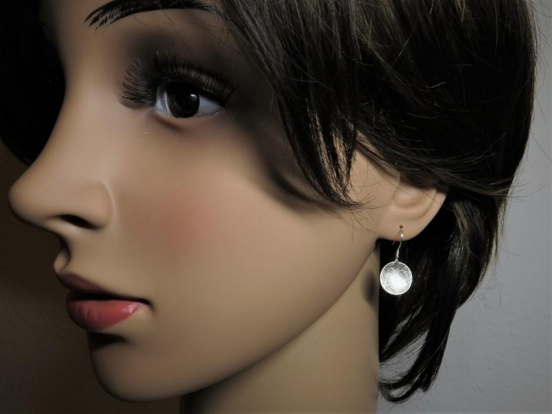 Ohrringe echt Silber