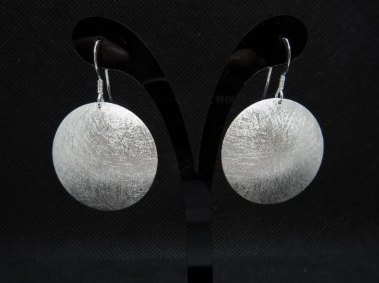 Ohrringe Scheiben