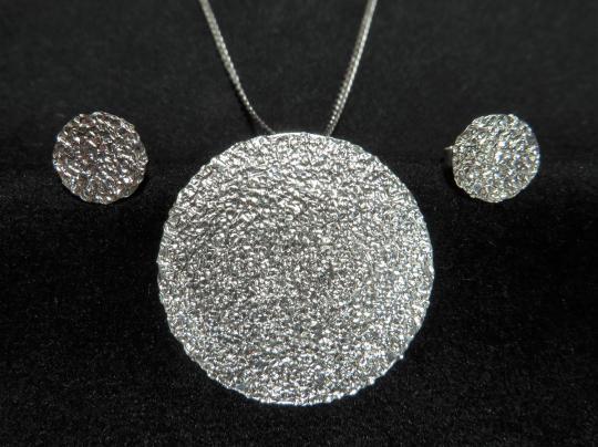 Schmuckset Silber