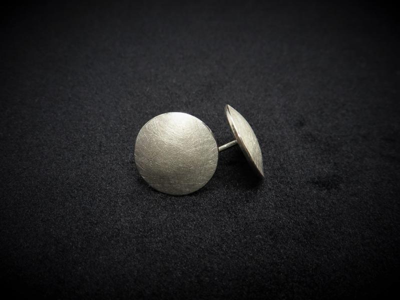 Schöne Ohrstecker Silber