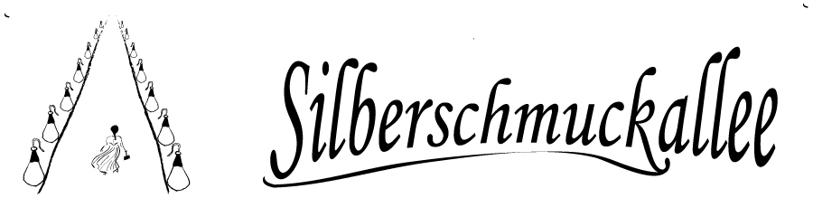 Logo der Silberschmuckallee - Silberohrringe und Silberanhänger kaufen
